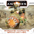 Rick Priestley investigates Mixed Heavily Armoured Units in Antares