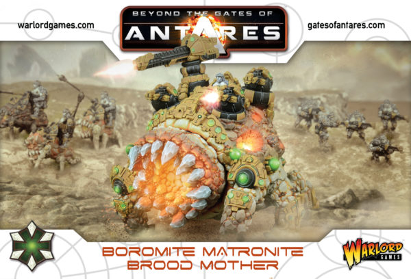 Boromite Matronite Brood mother