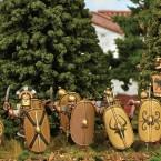 Step By Step: Andrés Amián's Pompeian army