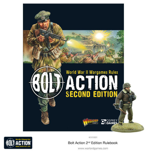 Jay's Wargaming Madness: Bolt Action 2nd Edition