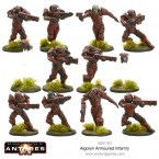 The War Gamer: Gates of Antares Painting Tutorials