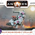 New: Ghar Bombardment crawler