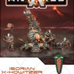New: Isorian X Howitzer