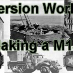 Hobby: M15 CGMC AA Halftrack Conversion