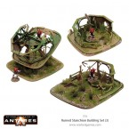 New: Ruined Stanchion Building Set