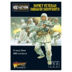 New: Soviet Veteran Squad in Snowsuits