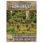 New: Fallschirmjager Falcon Infantry