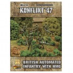 New: British Automated Infantry with HMG