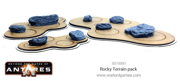 505100001 Rocky Terrian pack C