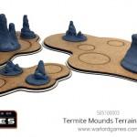 505100003 Termite Mounds Terrain pack C