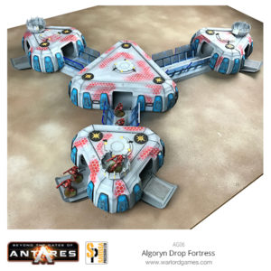 AG06 Algoryn Drop Fortress