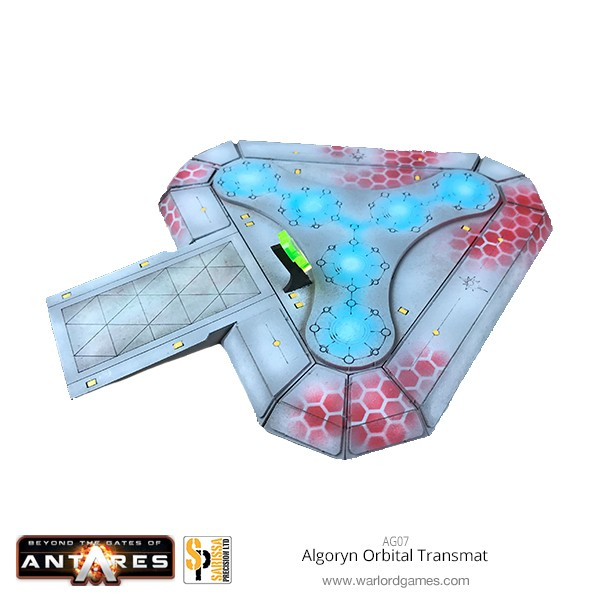 Algoryn Orbital Transmat AG07