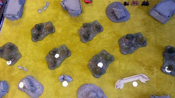 Battlefield MerseaSythes Bat Rep
