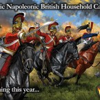 Preview: Napoleonic British Cavalry