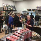 The Warlord Games HQ Store Opening Times