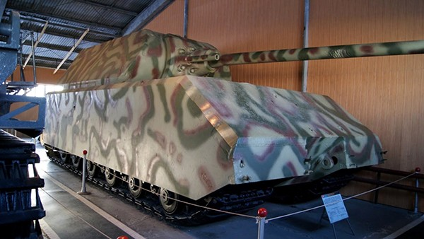 Panzer VIII Maus Kubinka Museum