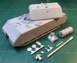 Panzer VIII Maus a