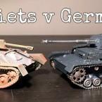 Battle Report: Soviet Union vs Germans