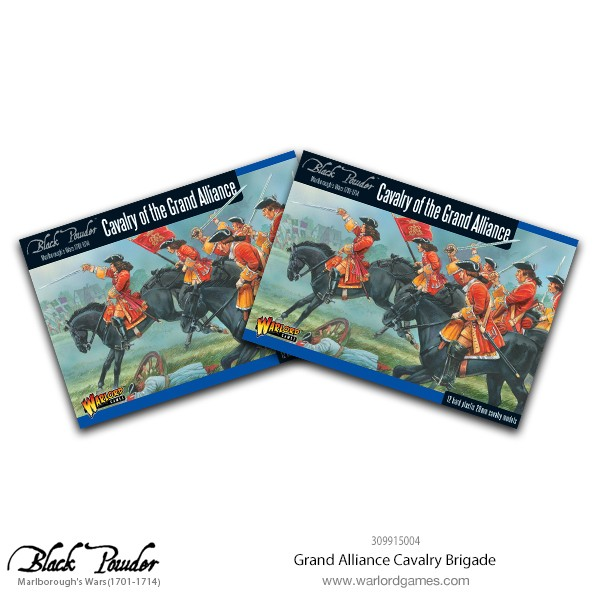 309915004 Grand Alliance Cavalry Brigade (2 Box's)