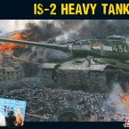 New: IS-2 Heavy Tank Plastic Box Set!