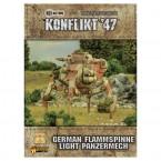 New: Flammspinne Panzermech