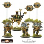 New: Boromite Engineers and Vorpal Charges!