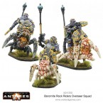 New: Boromite Rock Riders Overseer Squad