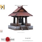 B016 Temple Bell