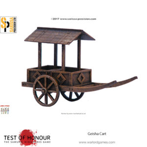 B018 Geisha Cart