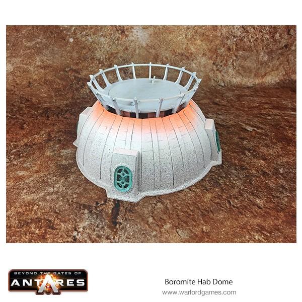 BR01 Boromite Hab Dome