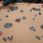 The Antares Initiative – Month 4 – Brett from October Wargames