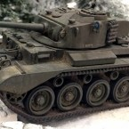 New: A34 Comet Heavy Tank!