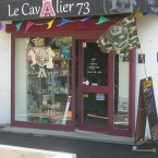 Local Store Highlight: Le Cavalier 73
