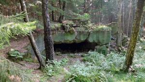 Hürtgen Forest bunker 107