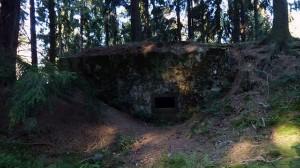 Hürtgen Forest bunker 131