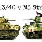 Head to Head: M13/40 vs M3 Stuart