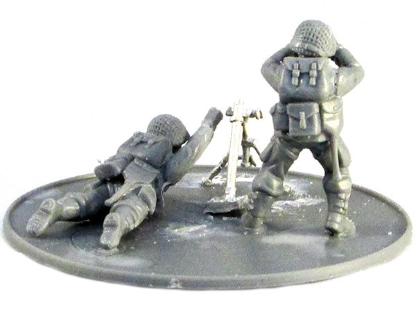 Light Mortar Set B 2