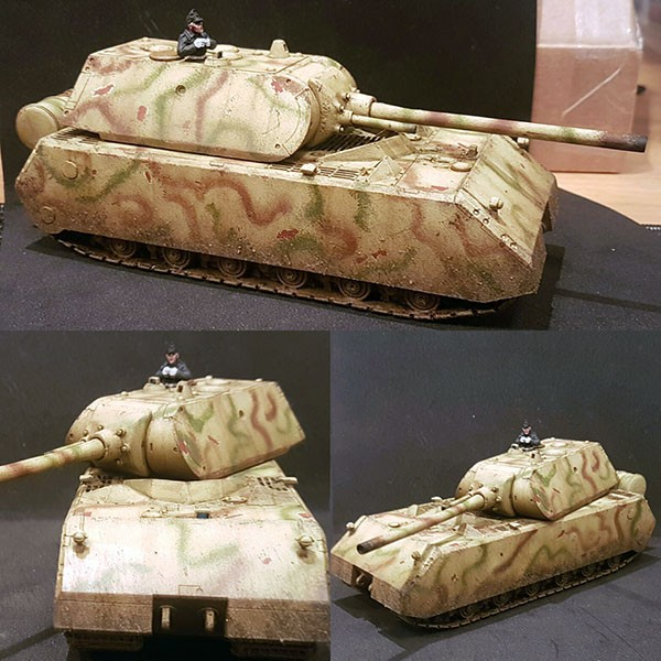 Maus 5 nearly done A