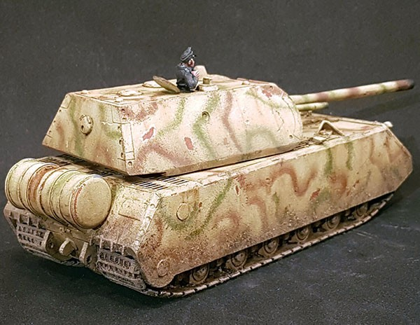 Maus Finished Peter Motas 7