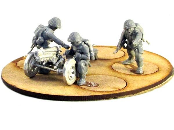 Pack Howitzer set B