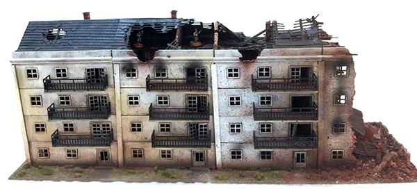 Stalingrad Pavlovs house 2