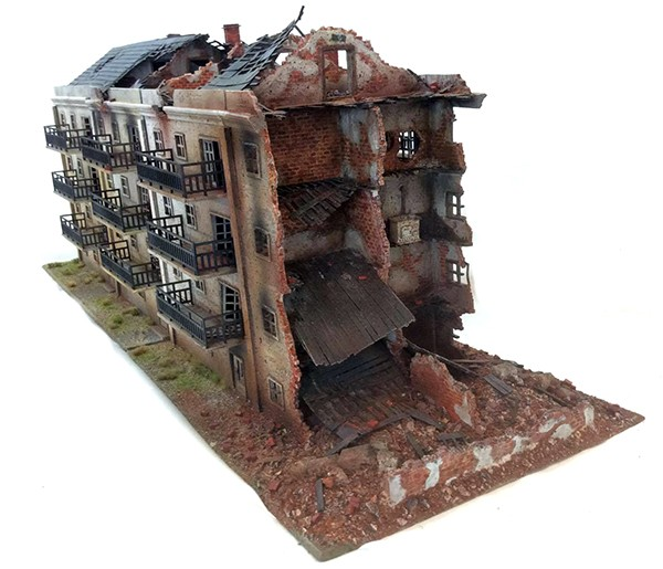 Stalingrad Pavlovs house 4