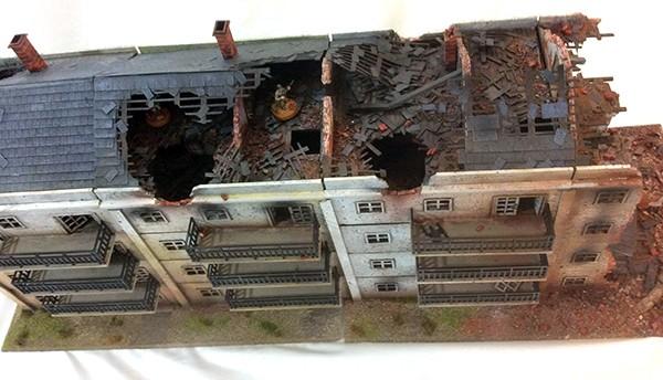 Stalingrad Pavlovs house 5