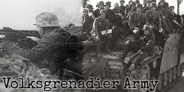 Volksgrenadier Army MC