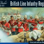 New: Re-boxed British Line Infantry Regiment