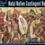 New: Re-boxed Natal Native Contingent Regiment