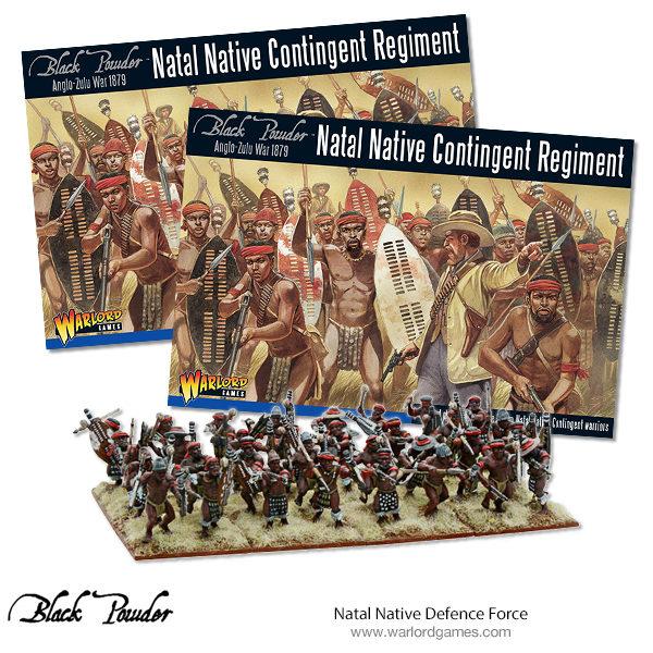 309914602 Natal Native Defence Force