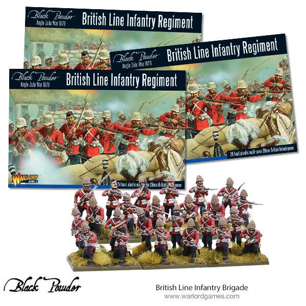 309914604 British Line Infantry Brigade