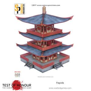 B020 Pagoda