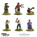New: Selection of Peasants!
